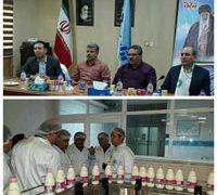 بازدید سرپرست سازمان توسعه تجارت ایران